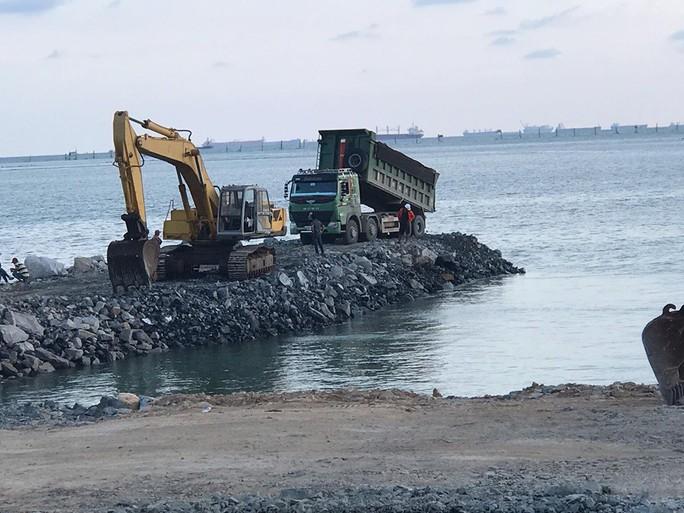 Choáng với dự án độc chiếm 1 phần bãi biển Vũng Tàu nhìn từ trên cao - Ảnh 1.