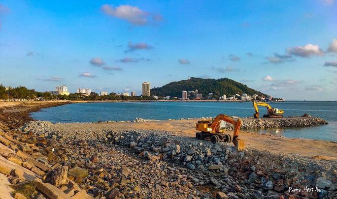 Choáng với dự án độc chiếm 1 phần bãi biển Vũng Tàu nhìn từ trên cao - Ảnh 9.