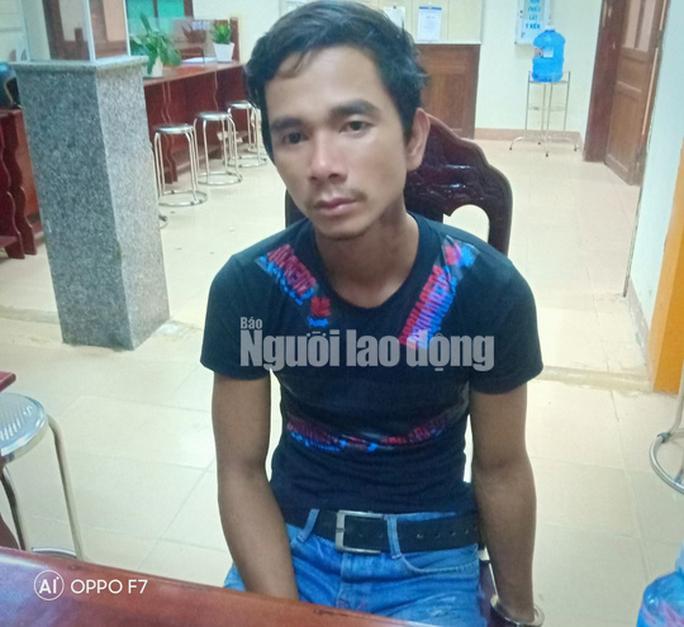 CSGT Quảng Nam truy đuổi 2 tên cướp như phim hành động - Ảnh 3.