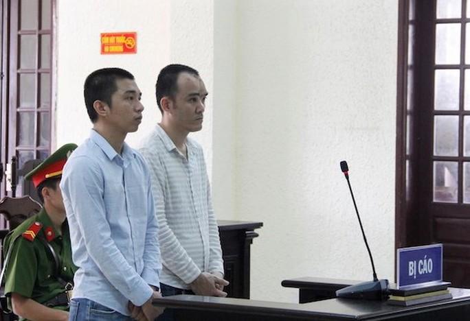 2 thanh niên đột nhập trung tâm y tế trộm xe biển xanh đi bán lĩnh hơn 24 năm tù - Ảnh 1.