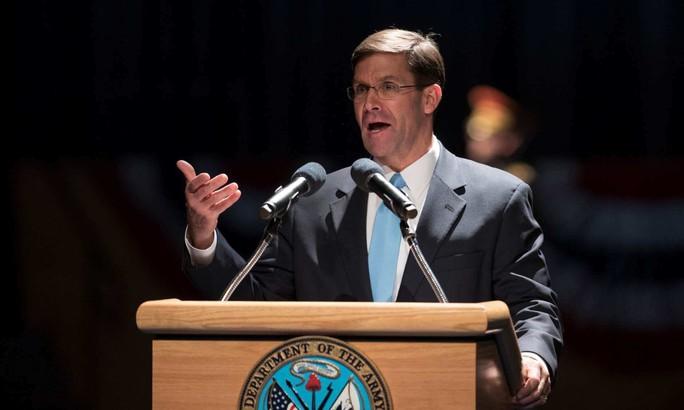 Tân Bộ trưởng Quốc phòng Mỹ Mark Esper lần đầu thăm Việt Nam - Ảnh 1.