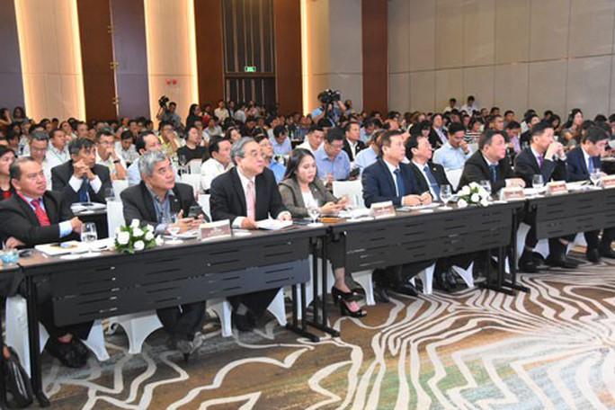 TP HCM bàn giải pháp giữ vị thế xuất khẩu - Ảnh 1.