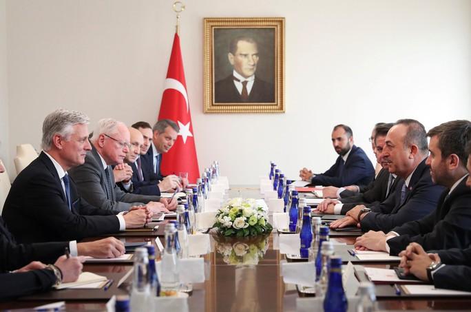 Sứ mệnh nặng nề của Mỹ tại Thổ Nhĩ Kỳ - Ảnh 1.