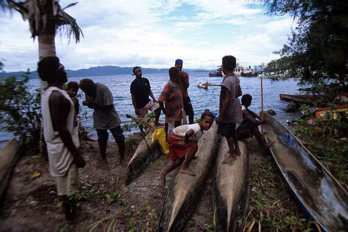 Trung Quốc đổ tiền kiểm soát cả hòn đảo ở Thái Bình Dương - Ảnh 1.
