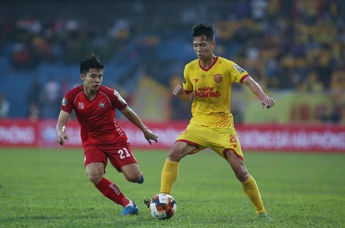 V-League: Mời trọng tài ngoại bắt trận Thanh Hóa - Viettel - Ảnh 1.
