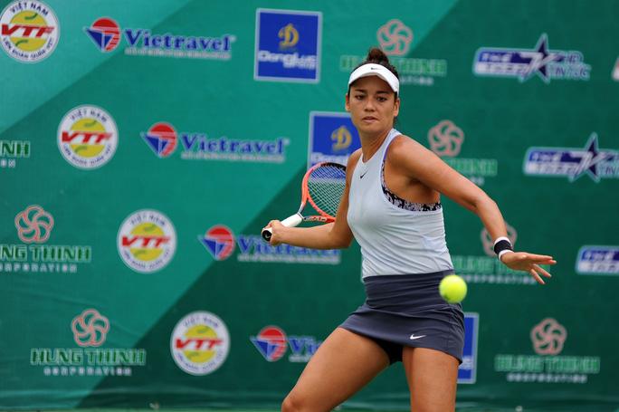 Bông hồng lai Alize Lim có mặt ở Giải Vô địch quốc gia - Ảnh 1.
