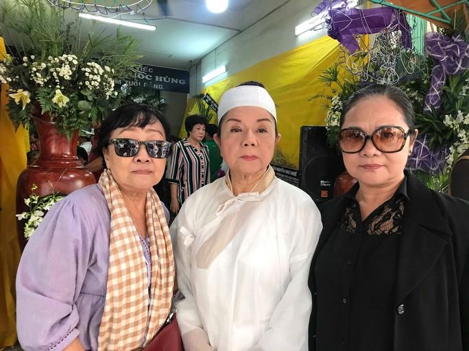 Di quan trong ngày sinh nhật, đồng nghiệp thương tiếc nghệ sĩ Phan Quốc Hùng - Ảnh 6.
