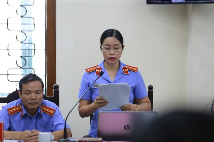 Xử gian lận điểm thi: Công bố tin nhắn 3 lần vợ Chủ tịch tỉnh Hà Giang nhờ vả - Ảnh 2.