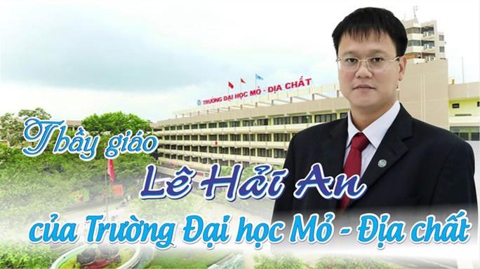 Tổ chức lễ tưởng nhớ, công bố những bức ảnh xúc động của Thứ trưởng Lê Hải An - Ảnh 1.