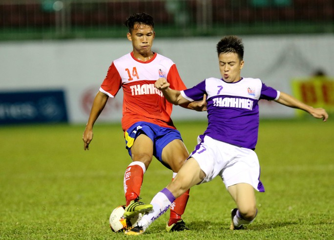 Thắng kịch tính, Hà Nội xuất sắc vào chung kết giải U21 quốc gia - Ảnh 1.