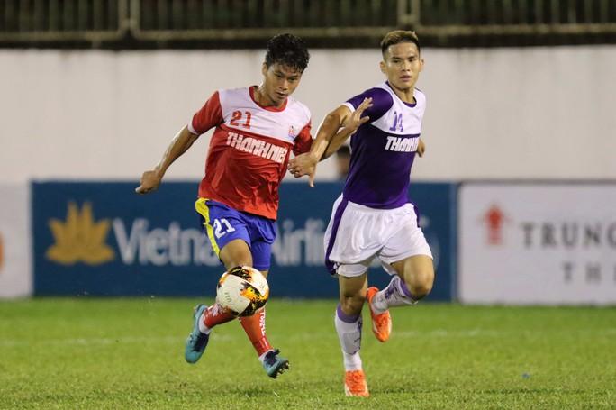 Thắng kịch tính, Hà Nội xuất sắc vào chung kết giải U21 quốc gia - Ảnh 2.