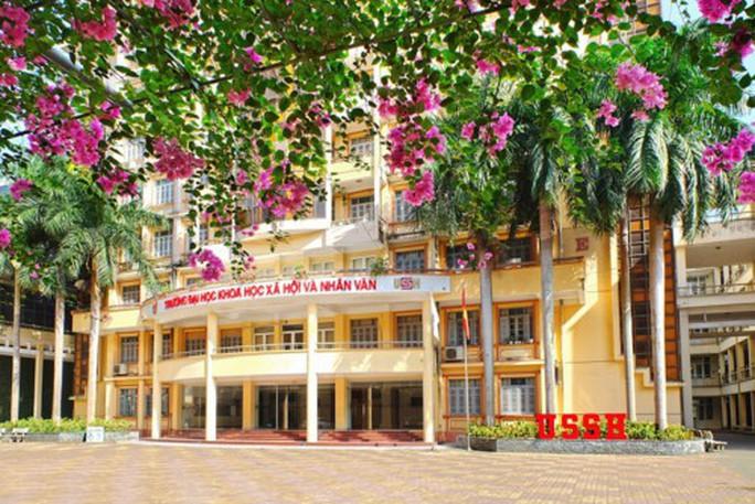 Thành lập Trường THPT Chuyên Khoa học Xã hội và Nhân văn - Ảnh 1.