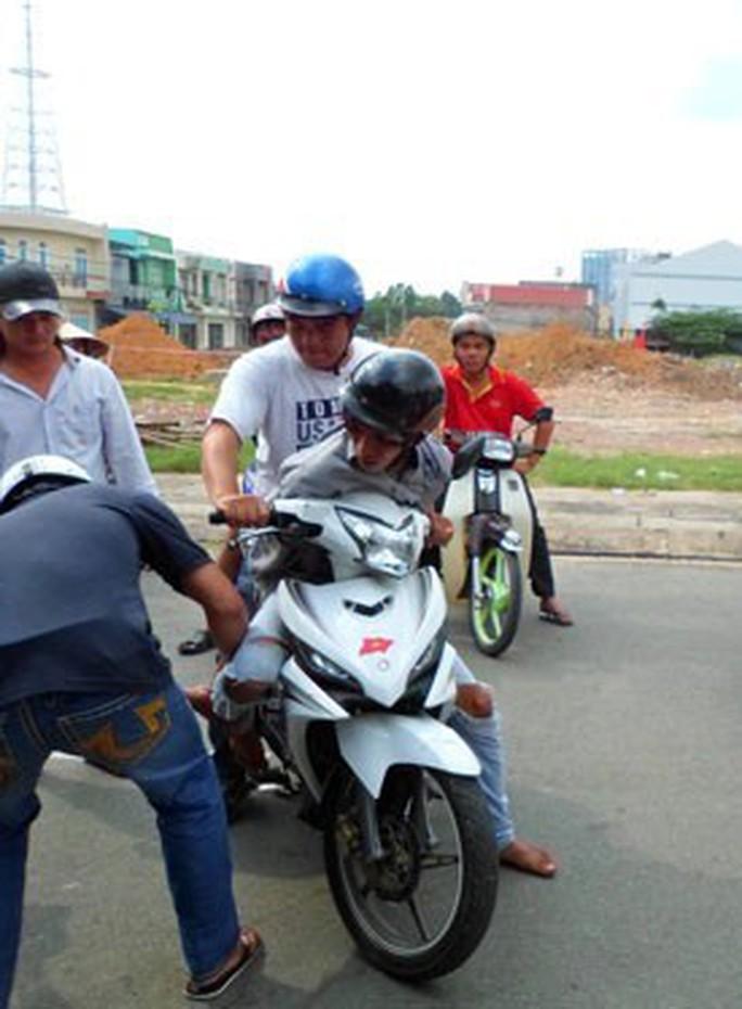 Hiệp sĩ Nguyễn Thanh Hải không còn là thành viên CLB phòng chống tội phạm - Ảnh 1.