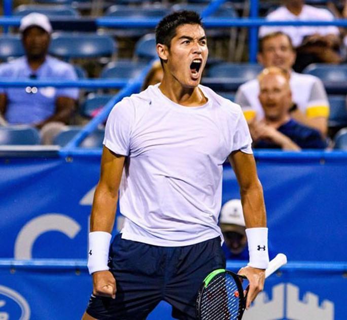 Hưng Thịnh - TP HCM chiêu mộ tay vợt Thái Sơn - tốp 200 ATP - Ảnh 1.