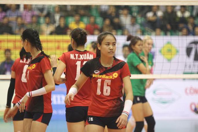 Bóng chuyền nữ và nỗi ám ảnh ASEAN Grand Prix - Ảnh 1.