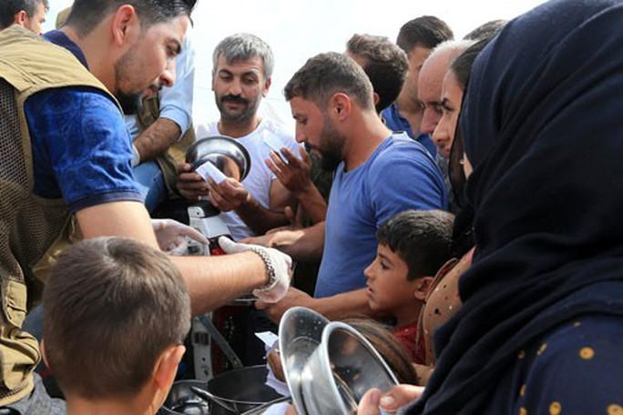 Khủng hoảng nhân đạo mới ở Đông Bắc Syria - Ảnh 1.
