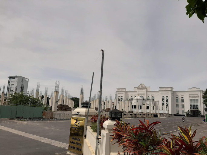 Cận cảnh công trình trái phép  trăm tỉ ở Đồng Nai - Ảnh 6.