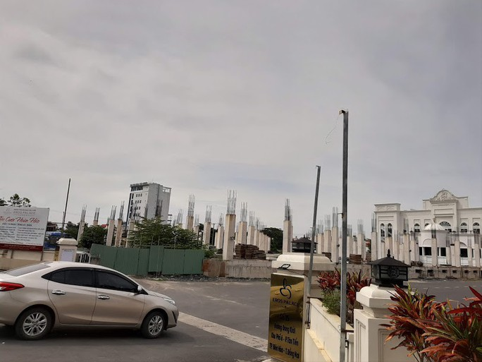 Cận cảnh công trình trái phép  trăm tỉ ở Đồng Nai - Ảnh 7.
