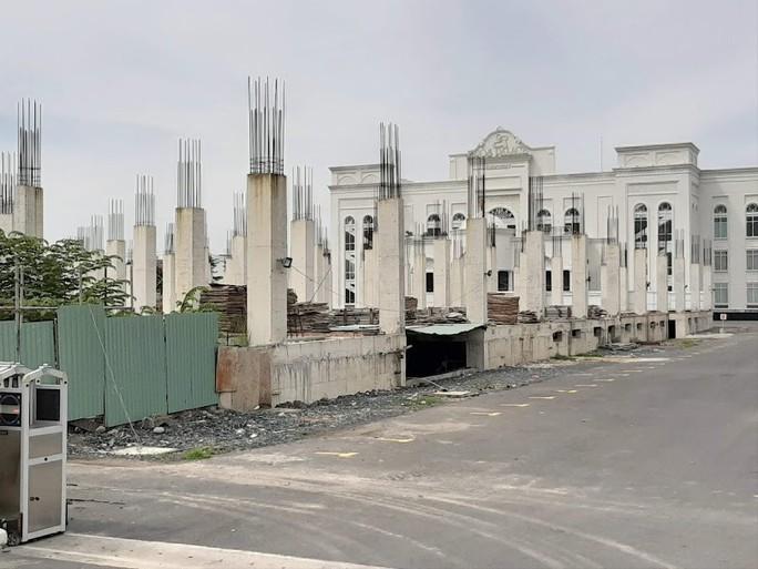 Cận cảnh công trình trái phép  trăm tỉ ở Đồng Nai - Ảnh 9.