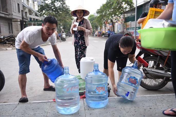 Không để tái diễn khủng hoảng nước sạch - Ảnh 1.