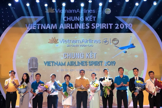 Sôi nổi hội diễn nghệ thuật Vietnam Airlines Spirit 2019 - Ảnh 1.