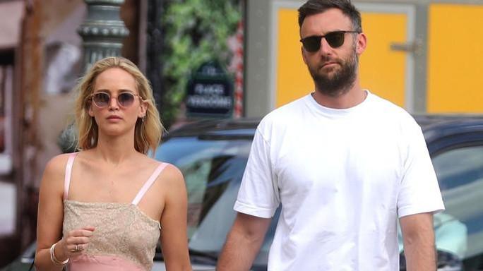 Hàng loạt sao tề tựu đám cưới mỹ nhân Jennifer Lawrence - Ảnh 6.