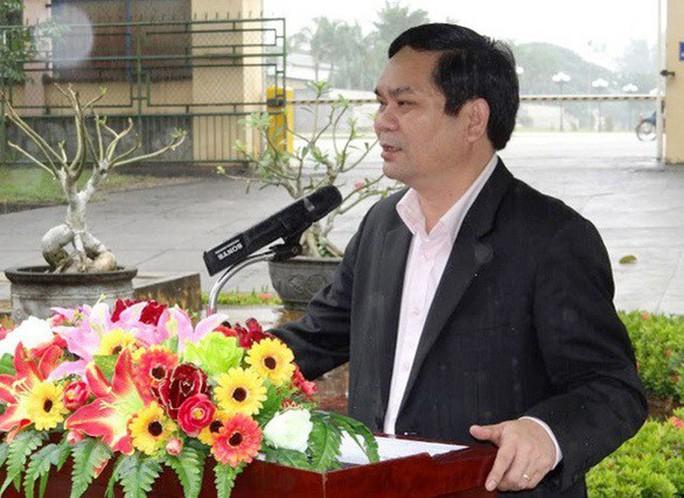 Phó Trưởng ban Tổ chức Tỉnh ủy Quảng Ngãi bị kỷ luật - Ảnh 2.