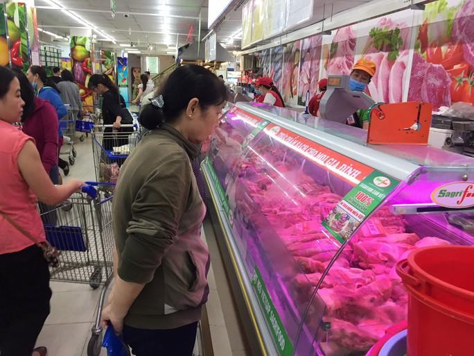 Thịt heo Sagrifood giảm giá mạnh 25% - Ảnh 1.
