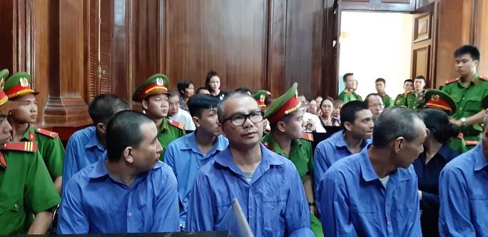 Vụ án ông trùm ma túy Phan Hữu Hiệu và đồng phạm: Đề nghị 6 án tử hình - Ảnh 1.