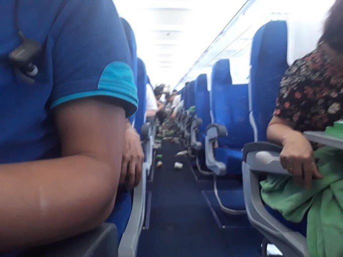 Nguyên nhân máy bay Bamboo Airways từ TP HCM đi Hà Nội bị rung lắc - Ảnh 3.