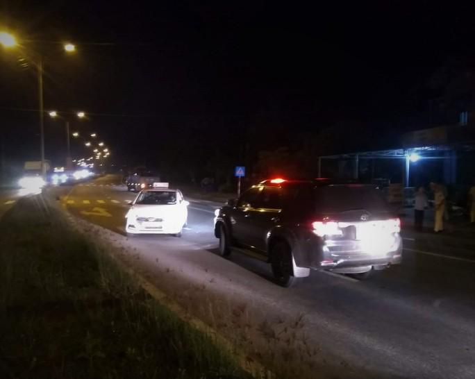Phạt tài xế taxi say xỉn, chạy ngược chiều 18 triệu đồng - Ảnh 1.