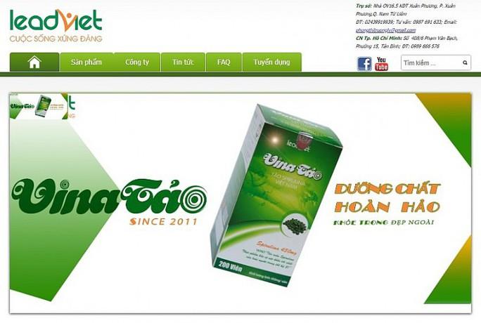 Lật bài quảng cáo thực phẩm chức năng trên mạng xã hội - Ảnh 2.