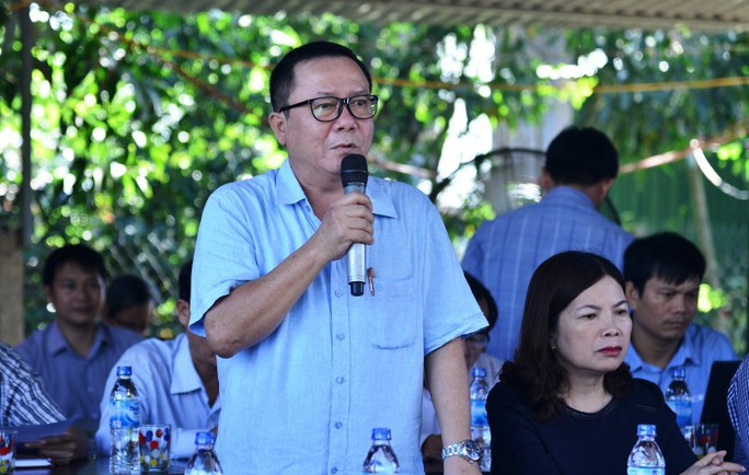 Phó Trưởng ban Tổ chức Tỉnh ủy Quảng Ngãi bị kỷ luật - Ảnh 1.