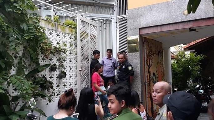 Cơ quan CSĐT Công an TP HCM  thông tin vụ bắt thẩm phán Nguyễn Hải Nam - Ảnh 1.