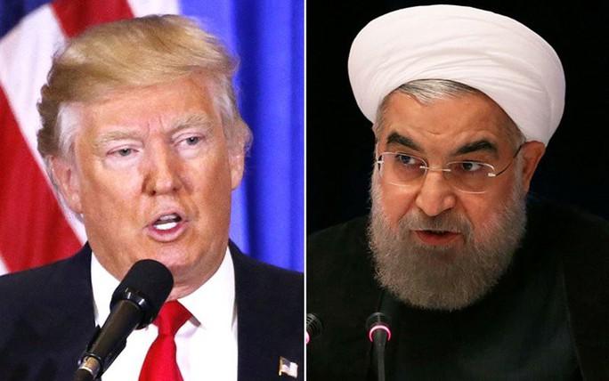 Ông Rouhani quyết không nghe điện thoại, để ông Trump cầm máy đợi - Ảnh 1.