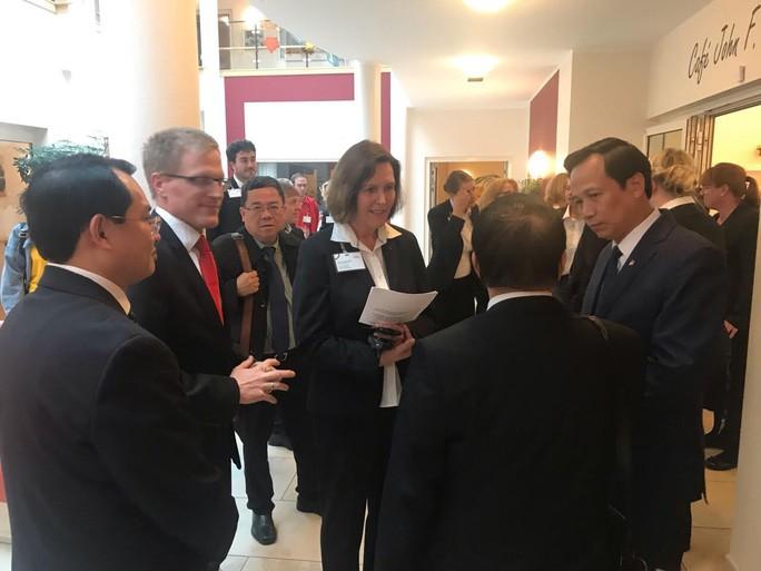 Cơ hội rộng mở đối với điều dưỡng viên Việt Nam sang Đức làm việc - Ảnh 4.