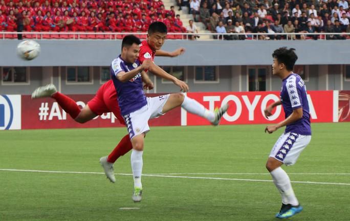 Bất lực trước hàng phòng ngự tuyển Triều Tiên, CLB Hà Nội tan mộng vào chung kết AFC Cup - Ảnh 3.