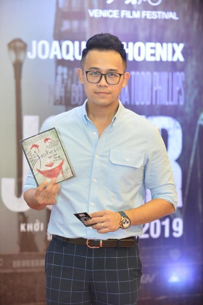 Nghệ sĩ trẻ tề tựu thưởng thức phim đoạt giải Sư tử vàng- JOKER - Ảnh 14.