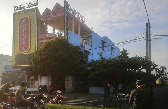 Lại phát hiện 68 thanh niên phê ma túy trong quán karaoke ở Quảng Nam - Ảnh 4.