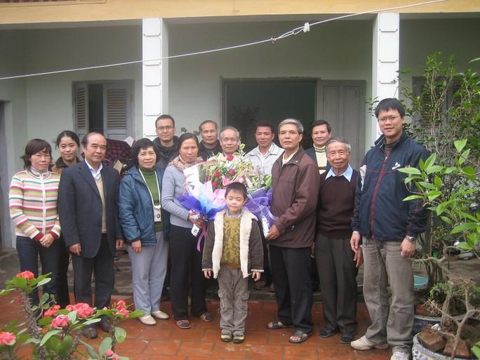 Tổ chức lễ tưởng nhớ, công bố những bức ảnh xúc động của Thứ trưởng Lê Hải An - Ảnh 10.
