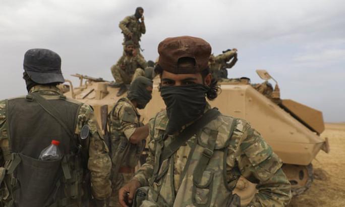 """Tổng thống Thổ Nhĩ Kỳ sẽ """"nghiền nát đầu"""" binh sĩ người Kurd ở Syria? - Ảnh 1."""