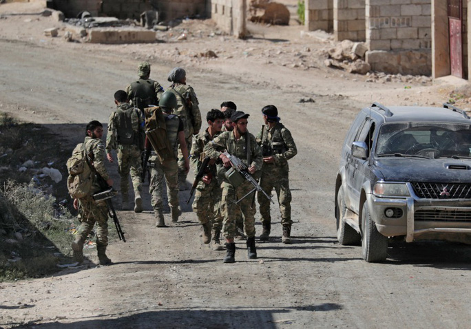 """Thỏa thuận đình chiến ở Syria có nguy cơ """"chết yểu"""" - Ảnh 1."""