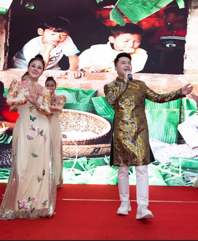 Lễ hội Tết Việt 2020 tại Nhà Văn hóa Thanh Niên: Độc đáo, mới lạ - Ảnh 4.