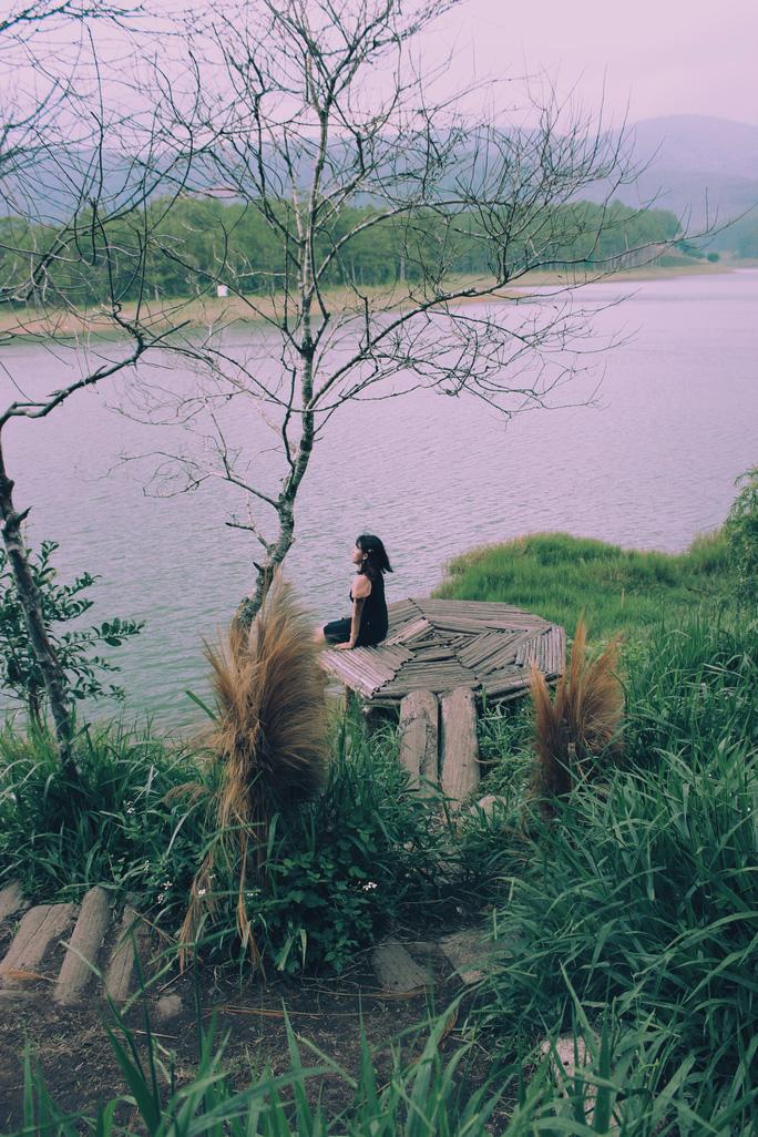 Vườn cổ tích giữa lòng Đà Lạt - Ảnh 6.