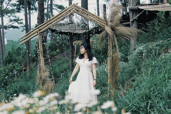 Vườn cổ tích giữa lòng Đà Lạt - Ảnh 5.