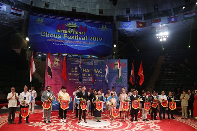 Xiếc của Việt Nam thắng lớn tại liên hoan quốc tế 2019 - Ảnh 5.