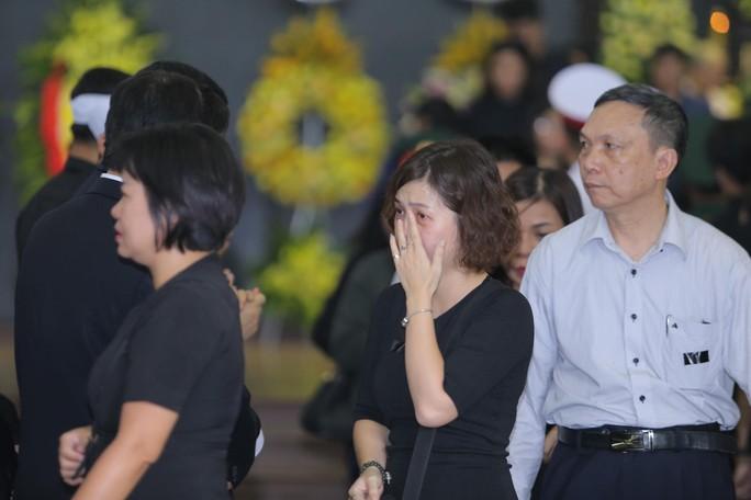 Hàng ngàn người tiễn biệt cố Thứ trưởng Lê Hải An - Ảnh 26.
