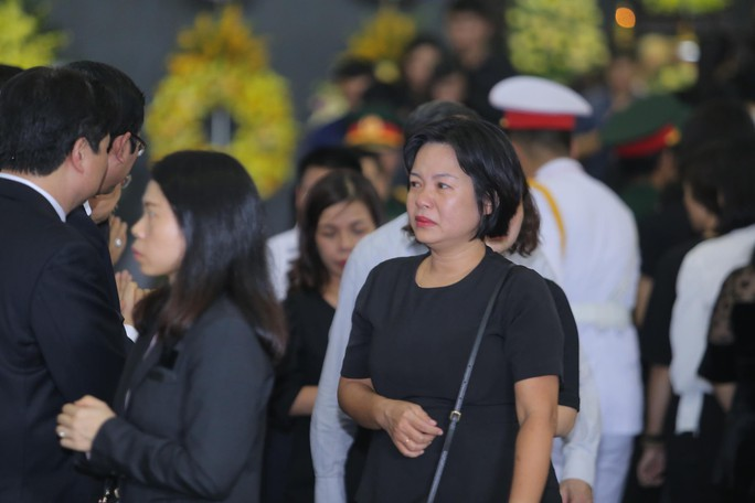 Hàng ngàn người tiễn biệt cố Thứ trưởng Lê Hải An - Ảnh 27.