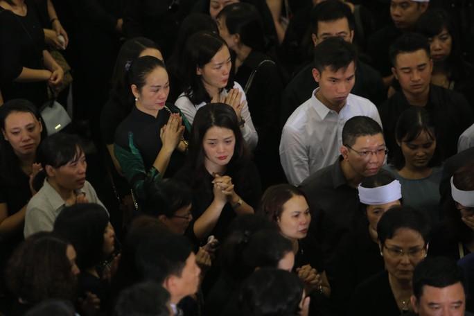 Hàng ngàn người tiễn biệt cố Thứ trưởng Lê Hải An - Ảnh 40.