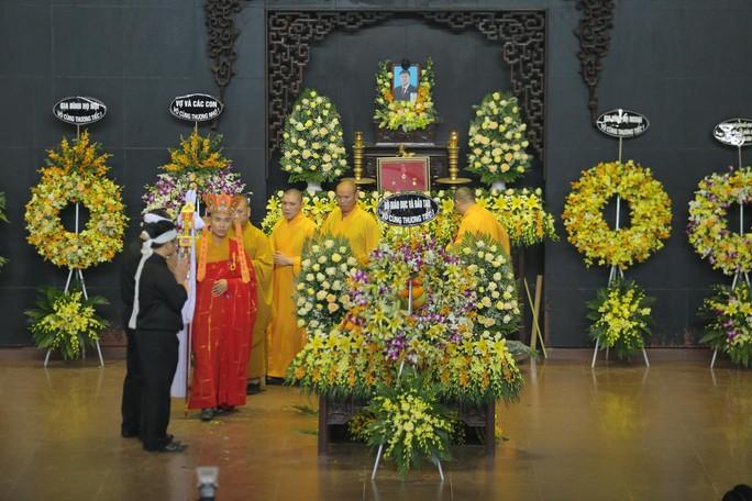 Hàng ngàn người tiễn biệt cố Thứ trưởng Lê Hải An - Ảnh 34.